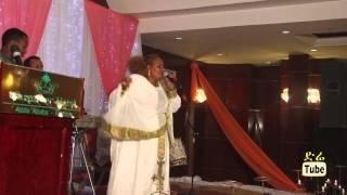 DireTube Video - Genet Masresha singing Maritu Kebede's Ambasel Music on March 8