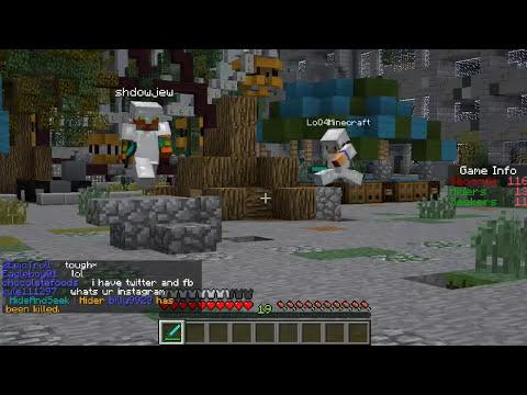 Minecraft: Hide and Seek | The seeker is down! #4