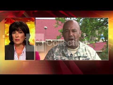 EBOLA: HEAD OF US MILITARY OPERATIONS IN LIBERIA