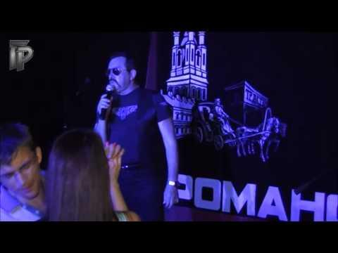 Бутырка - Последний рассвет Москва театр песни Городской романс 29 06 13