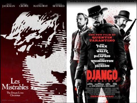 'Les Mis' & 'Django' Break Box Office Records