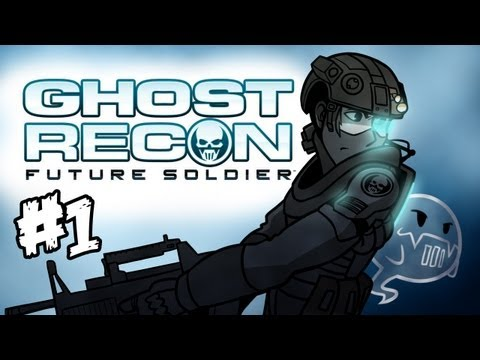 Ghost Recon Future Soldier Walkthrough - Part 1 [Mission 1] (Xbox 360/PS3/PC Gameplay) [HD]