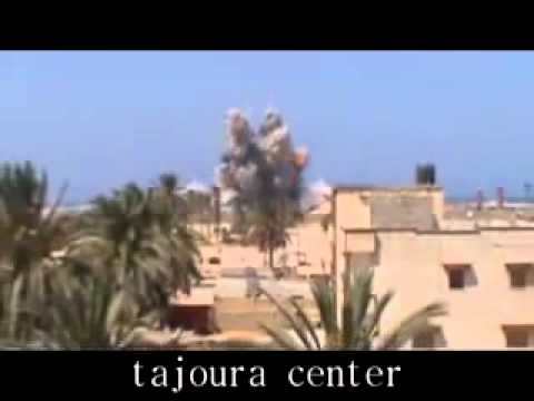 Libya : NATO Terrorists Coordinating NATO Bombings on Tripoli