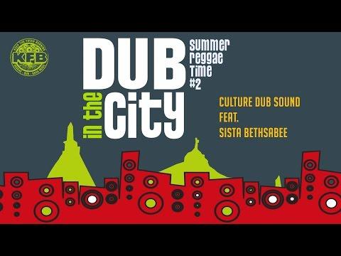 "Culture Dub Sound ft. Mr Noisy ft. Sista Bethsabée ""Gaza"" - Live@Le Puy-en-Velay 2015 - Orga: KFB"
