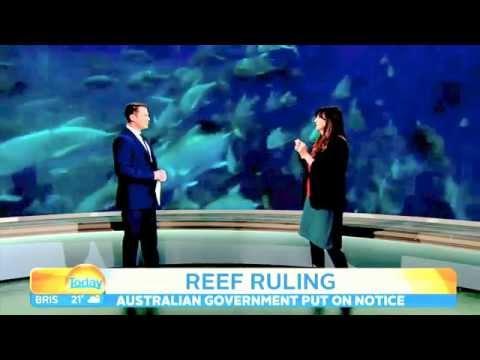 Great Barrier Reef not on 'In Danger' list