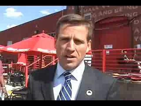 Beau Biden: Proud to be a Democrat