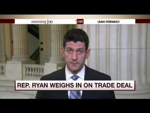 Chairman Paul Ryan on Morning Joe