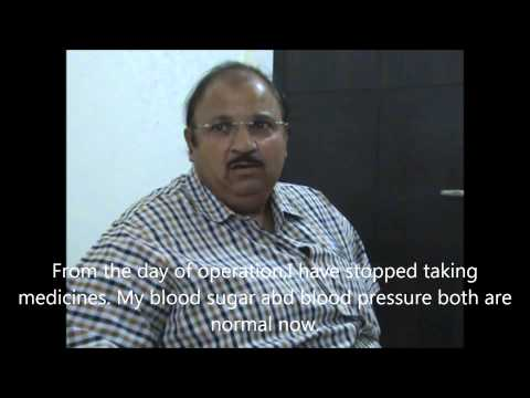 Cure of Diabetes with Mini Gastric Bypass at Kular Hospital Bija,weight loss surgery in india