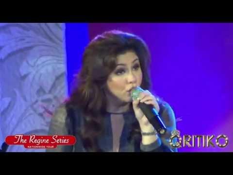 REGINE VELASQUEZ - Sana Nga (The Regine Series Nationwide Tour - SM City Cebu)
