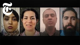 How Young Iranians Feel About U.S. Sanctions | NYT News