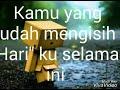 Dear sahabat