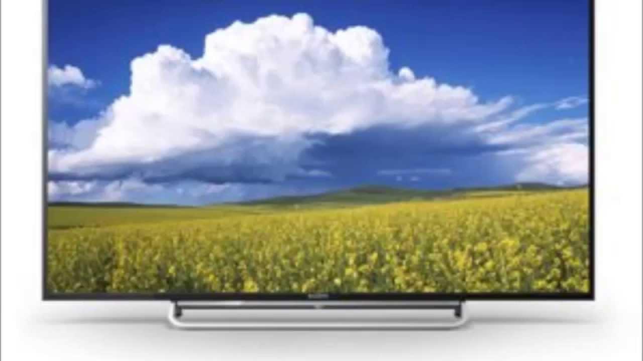 sony kdl40w600b 40 inch 1080p 60hz xr 240 smart led tv. Black Bedroom Furniture Sets. Home Design Ideas
