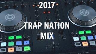TRAP MIX LIVE 2017 │TRAKTOR S2 MK2 │Dj BoLL