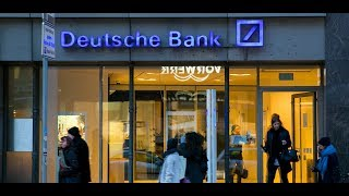 BREAKING! Deutsche Bank The Collapse Has Begun! So Big Banks Collapse None are Immune