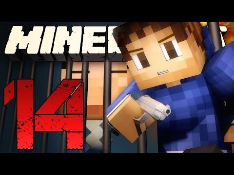PRISON REBELLION Minecraft Prison: JAIL BREAK EPISODE 14