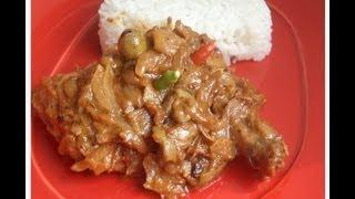 Cooking | Chicken Yassa Yassa poulet recette senegalaise | Chicken Yassa Yassa poulet recette senegalaise