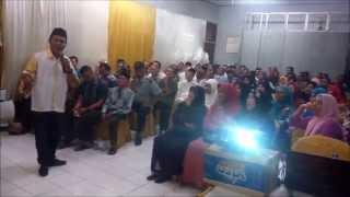 Ceramah Kocak Rudy Darmawanto edisi Sholawat Lir-Ilir kanjeng Sunan