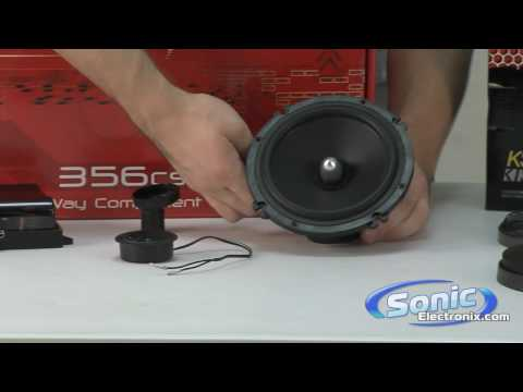 Coaxial vs. Component Car Speakers