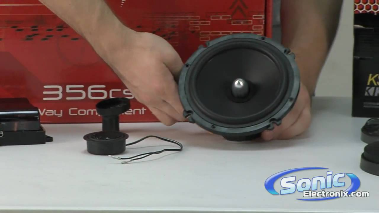 Coaxial Vs Component Car Speakers Youtube