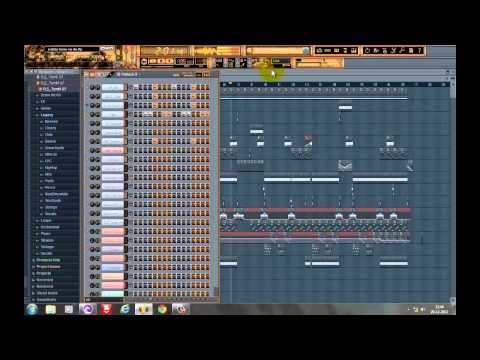 Desi Boyz - Tu Mera Hero Fl Studio Remake video