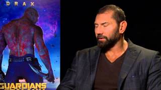 What It Took For David Bautista To Become Drax Of Guardians Of The Galaxy