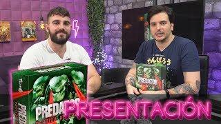 Presentación - Predator: Partida de Caza (Crazy Pawn)