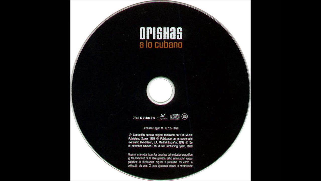 Orishas a lo Cubano full Album mp3 Torrent