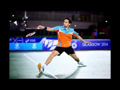 Commonwealth Games 2014 : Parupalli Kashyap India Fetched Gold in Badminton beating Singapore