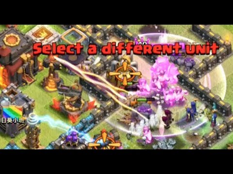 Clash of Clans Attacking Without Pulling Both Heroes - Prepare for the