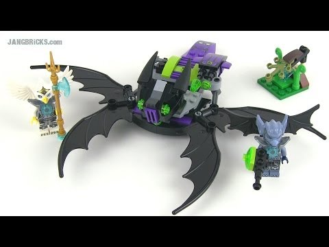 LEGO Chima Braptor's Wing Striker 70128 set review! - YouTube
