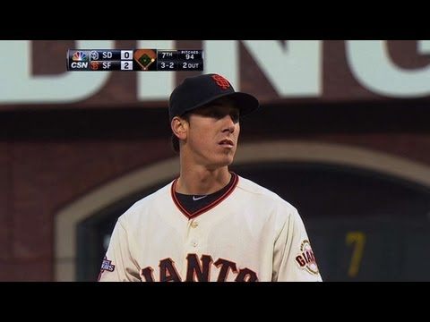 Lincecum's great outing