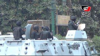 ذكرى ثورة ٢٥ يناير الرابعة   اشتباكات بين الأمن ومتظاهرين بعد فض مظاهرة «الصحفيين»