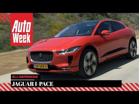 Jaguar I-Pace - AutoWeek Review - English subtitles