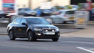 *RARE* - Unmarked Police Car - Skoda Octavia VRS Responding