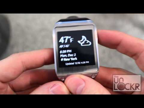 How to Flash a Custom ROM on the Galaxy Gear (Using Recovery)