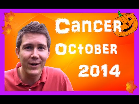 Cancer Astrology And Tarot Horoscope For October 2014