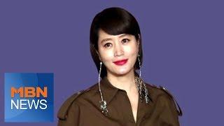 MBN 뉴스파이터-김혜수, 빚 논란에 모친과의 불편한 관계 공개