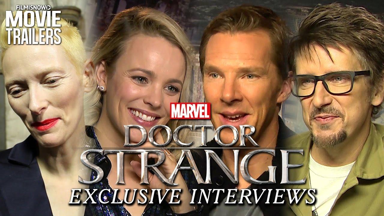 Doctor Strange | EXCLUSIVE Interviews with Cast & Director - Marvel Movie