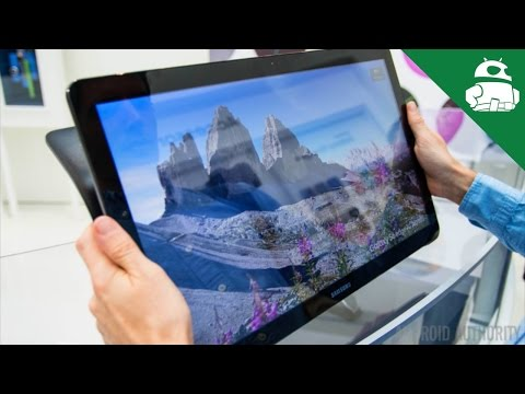 Samsung Galaxy View: Do We Need A Massive Tablet?