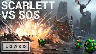 StarCraft 2: TOURNAMENT GRAND FINALS! (Scarlett vs sOs)