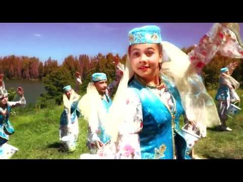 Хореографический коллектив 'Веселушки'   Идел буенда пгт Балтаси