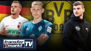 Eggestein und Max im BVB-Fokus – Auch Werner weiter ein Thema | TRANSFERMARKT