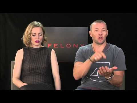 Felony: Joel Edgerton & Melissa George Exclusive Interview