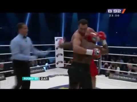 Wladimir klitschko vs jean marc mormeck knockout 50 round 4 mp4