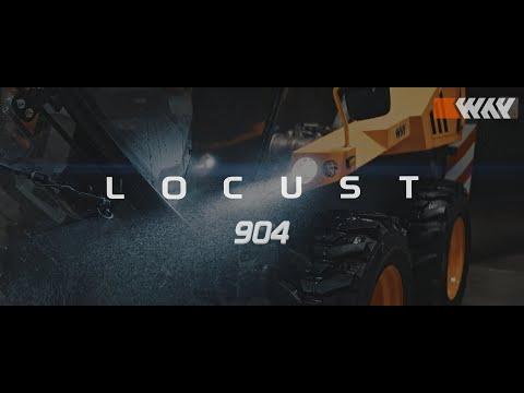 Video Smykem řízený nakladač L 904 - NOVINKA
