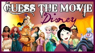 Download Lagu [GUESS THE MOVIE] Original Soundtracks #02 - 100% DISNEY Gratis STAFABAND