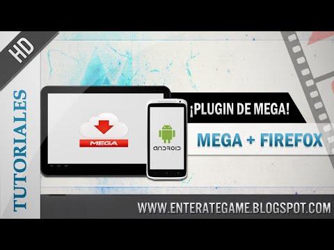 Plugin | Extensión De MEGA Para Descargas En Firefox