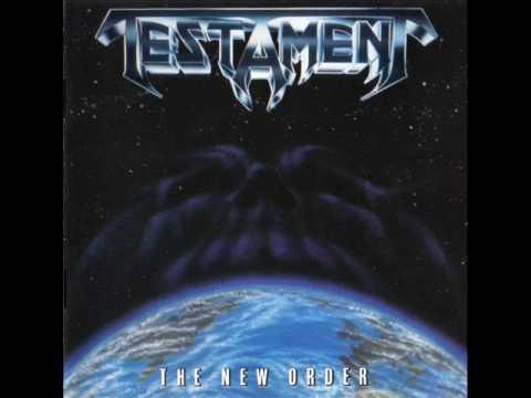 Testament - Nobodys Fault