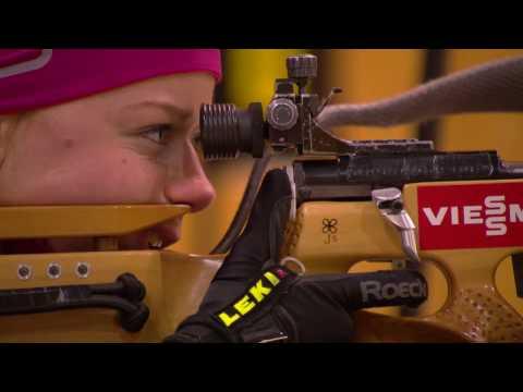 Meedoen met...biatlete Chardine Sloof!