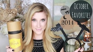 October Favorites! ♥ 2014